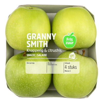 Huismerk Granny smith