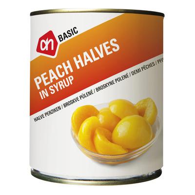 AH BASIC Halve perziken