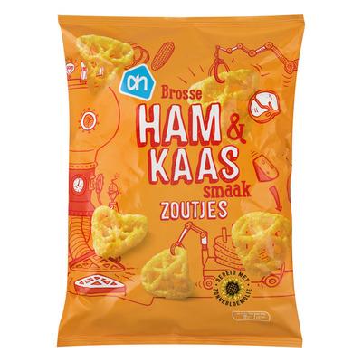 AH Ham & kaas zoutjes