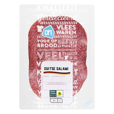 Huismerk Duitse salami