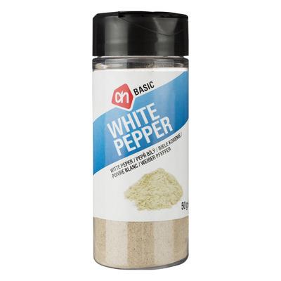 AH BASIC Witte peper gemalen