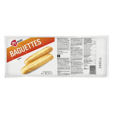 AH BASIC Baguettes