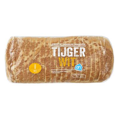 Huismerk Tijgerbrood wit heel