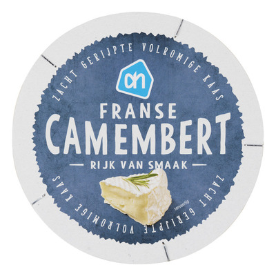 Huismerk Camembert 45+