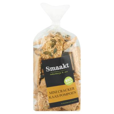 Smaakt Mini crackers kaas