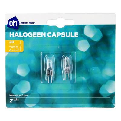 AH Halogeen cap 20w 12v h37
