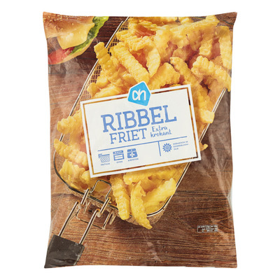 Huismerk Ribbel friet