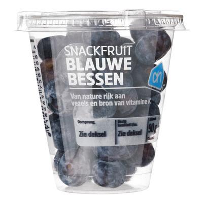 Huismerk Snack blauwe bessen