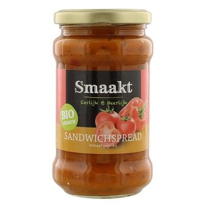 Smaakt Sandwich Spread Tomaten Paprika