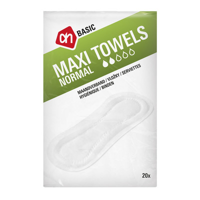 AH BASIC Maxiverband maxi normal