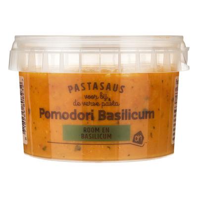 Huismerk Verse pastasaus pomodori-basilicum