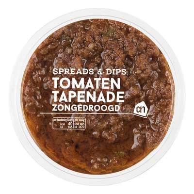 Huismerk Zongedroogde tomatentapenade