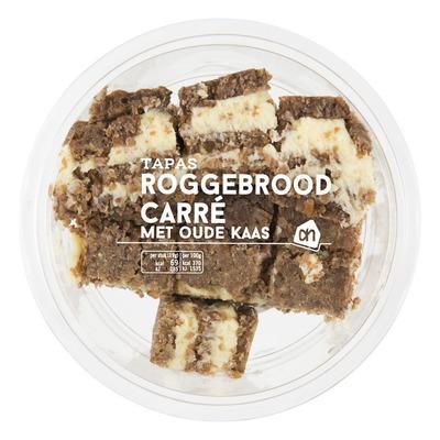 AH Roggebrood carré met oude kaas