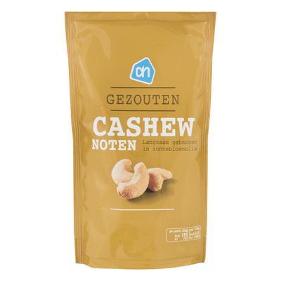 Huismerk Verfijnde cashews gezouten