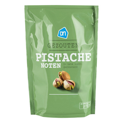 Huismerk Geroosterde pistachenoten gezouten