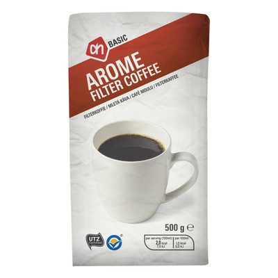 AH BASIC Arome filterkoffie
