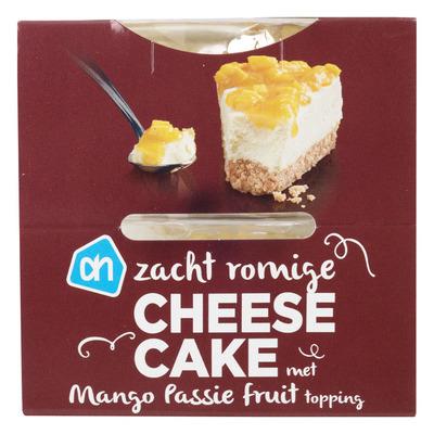 Huismerk Cheesecake mango-passievrucht