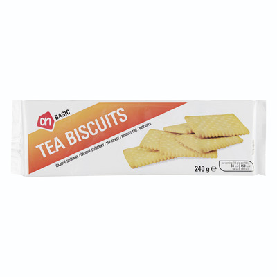 Budget Huismerk Tea biscuits