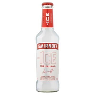 Smirnoff Ice vodka drink