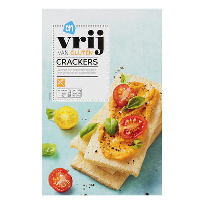Huismerk Glutenvrije crackers