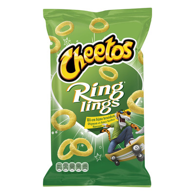 Cheetos Ringlings onion