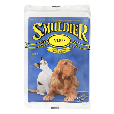 Smuldier Vlees