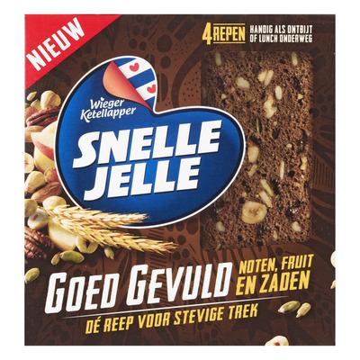 Snelle Jelle Goed gevuld noten, fruit & zaden