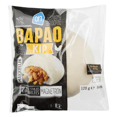 Huismerk Bapao kip