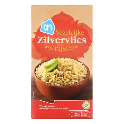 Huismerk Zilvervlies rijst