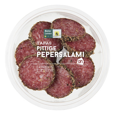 AH Pittige pepersalami