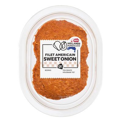 AH Filet americain sweet onion