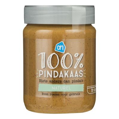 Huismerk 100% pindakaas naturel
