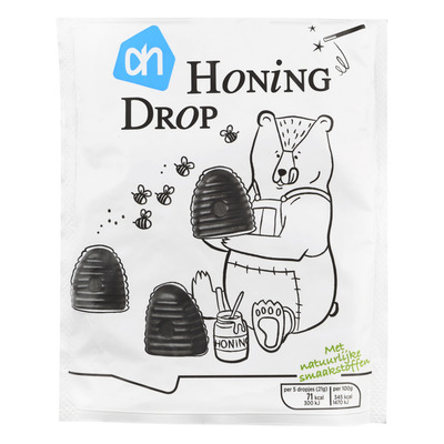 Huismerk Honingdrop stevig