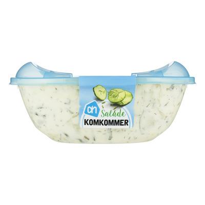 Huismerk Komkommersalade