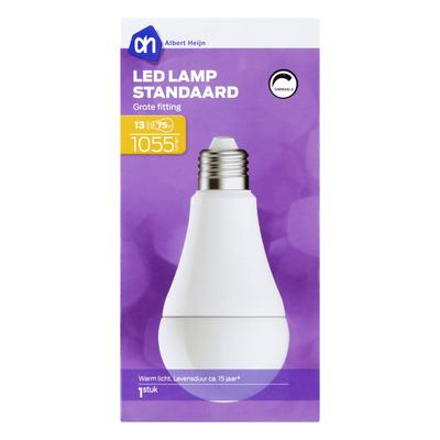 AH Ledlamp standaard dim 13W grote fitting