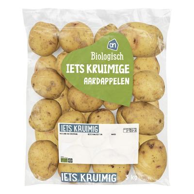 AH Biologisch Iets kruimige aardappelen