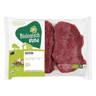 AH Biologisch Biefstuk 2 stuks