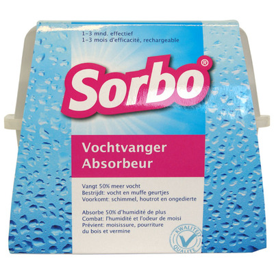 Sorbo Vochtvanger inclusief navulling