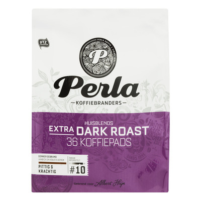 Huismerk Extra dark roast pads
