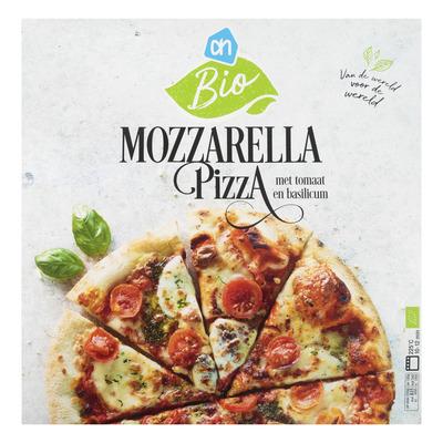 Huismerk Biologisch Pizza mozzarella