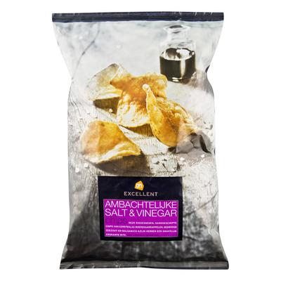 AH Excellent Ambachtelijke chips salt & vinegar
