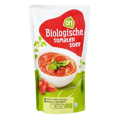 Huismerk Biologisch Tomatensoep in zak
