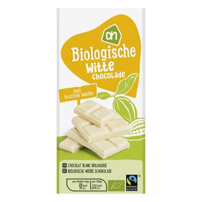 AH Biologisch Witte chocolade