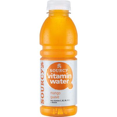 Sourcy Vitaminwater mango-guave