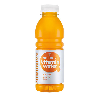 Sourcy Vitaminwater mango-guave