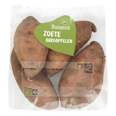 AH Biologisch Zoete aardappelen