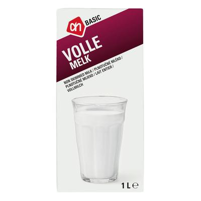 Budget Huismerk Volle melk houdbaar