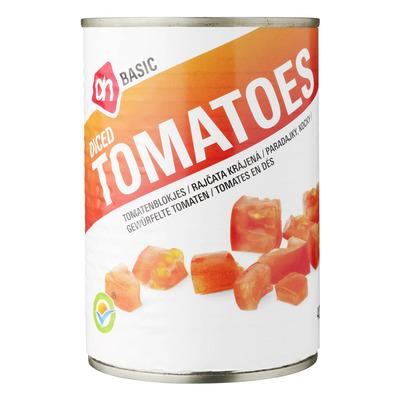 Budget Huismerk Tomaten blokjes