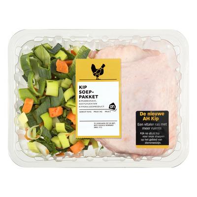 Huismerk Kippensoeppakket met groente