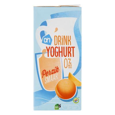 Huismerk Drinkyoghurt perzik